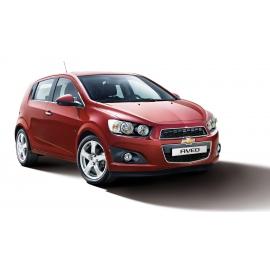 Navegador Multimedia para Chevrolet Aveo 2012