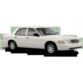 Navegador Multimedia GPS específico para Ford Crown Victroria