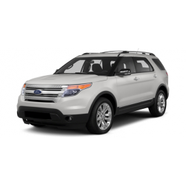 Navegador Multimedia GPS específico para Ford Explorer