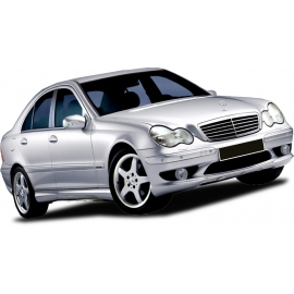 Navegdor Multimedia Navisson para Mercedes Clase C W203 (2000-2004)