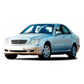 Navegador Multimedia GPS específico para Mercedes Clase S W220 (1998-2005)