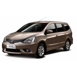 Navegador Multimedia GPS específico para Nissan Livina 2.013