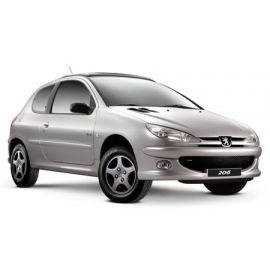 Navegador Multimedia Navisson para Peugeot 206