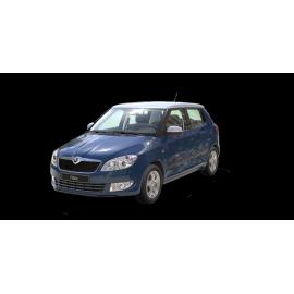 Navegador Multimedia GPS específico para Skoda Fabia 5J (2007-2014)