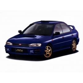 Navegador Multimedia GPS específico para Subaru Impreza 1 GC/GF/GM (1992-2000)