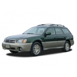 Navegador Multimedia GPS específico para Subaru Outback/Legacy 2 BD/BG/BK (1994-1999)