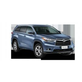 Navegador Multimedia GPS específico para Toyota Highlander