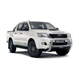 Navegador Multimedia GPS específico para Toyota Hilux N70 Rest.  (2012-2015)