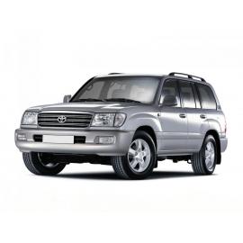 Navegador Multimedia GPS específico para Toyota Land Cruiser HDJ 100