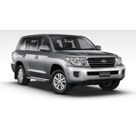 Navegador Multimedia GPS específico para Toyota Land Cruiser VDJ 200