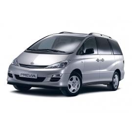 Navegador Multimedia GPS específico para Toyota Previa 2 XR30/XR40 (2000-2005)