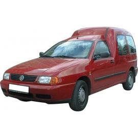 Navegador Multimedia GPS específico para Volkswagen Caddy Type 9K/9U (1995-2003)