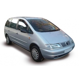 Navegador Multimedia GPS específico para Volkswagen Sharan MK1 Typ 7M (1995-2000)