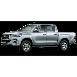 Navegador Multimedia GPS específico para Toyota Hilux N70 Rest.  +2016