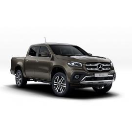 Navegador multimedia especifico para Mercedes clase X