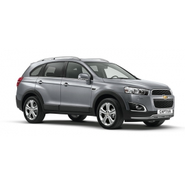Navegador Multimedia Navisson para Chevrolet captiva