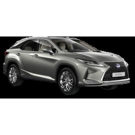 Navegador multimedia Navisson para Lexus RX (+2019) con pantalla LCD.