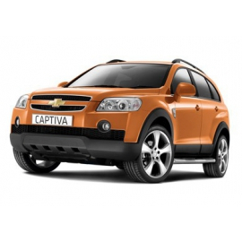Navegador Multimedia para Chevrolet Captiva (2006-2011)