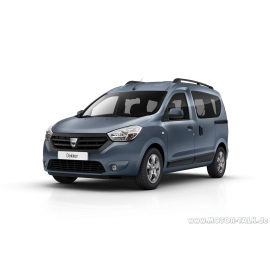 Navegador Multimedia Navisson para Dacia Dokker