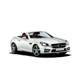 Navegador Multimedia GPS específico para Mercedes SLK