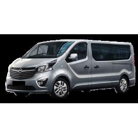 Navegador Multimedia GPS específico para Opel Vivaro