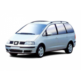 Navegador Multimedia Navisson Para Seat Alhambra MK1.5 TYP 7M (2000-2010)