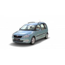 Navegador Multimedia GPS específico para Skoda Roomster 5J (+2006)