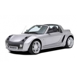 Navegador Multimedia Navisson para Smart For Two Roadster (+ 2006)