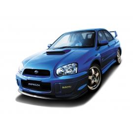 Navegador Multimedia GPS específico para Subaru Impreza 2 GD/GG (2000-2007)