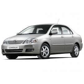Navegador Multimedia GPS específico para Toyota Corolla 9 E120/E130 (2000-2006)