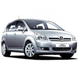 Navegador Multimedia GPS específico para Toyota Corolla Verso (2007)