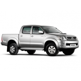 Navegador Multimedia GPS específico para Toyota Hilux N70 (2006-2012)
