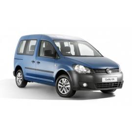 Navegador Multimedia GPS específico para Volkswagen Caddy Type 2K (+2003)