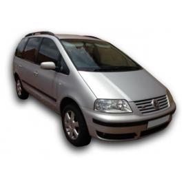 Navegador Multimedia GPS específico para Volkswagen Sharan MK1.5 Typ 7M (2000-2010)