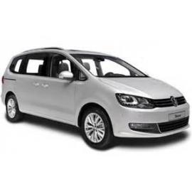 Navegador Multimedia GPS específico para Volkswagen Sharan MK2 Typ 7N (+2010)