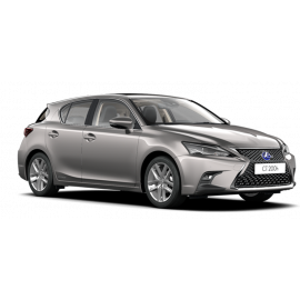 Sistema multimedia Navisson para Lexus CT200