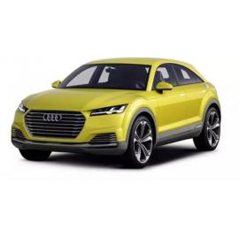 Navegador Multimedia Audi Q1 marca Navisson.